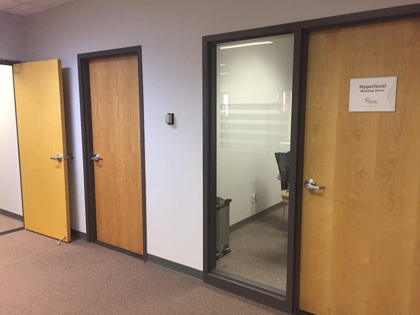 CoLab Discount Off First week - Private Offices