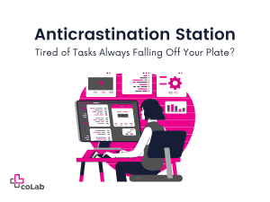 Anticrastination Station