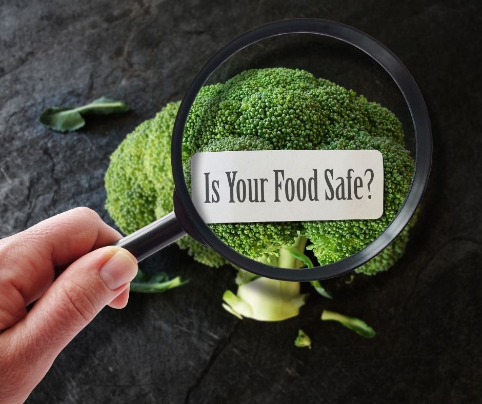Is your food safe